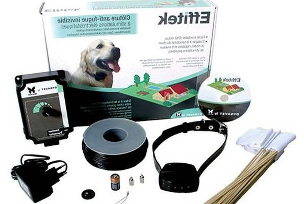 Cloture anti fugue petsafe grand chien